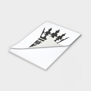 The Green & Good Conference Pad with 50 Sheets, A4