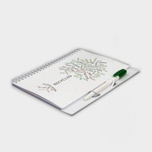 A5 PenPad (Notebook) - Carnet recyclé