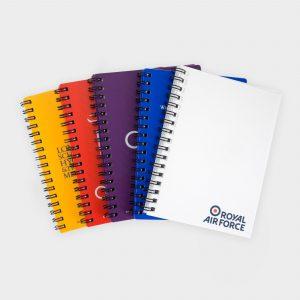 A6 Polypropylene notebook - Carnet recyclé
