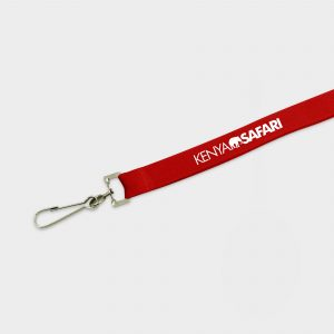 Recycled PET Lanyard 15mm - tour de cou recyclé