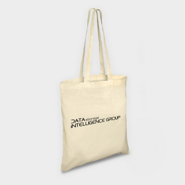 BEST SELLER. The Green & Good Natural Cotton Eco Shopper with Long Handles