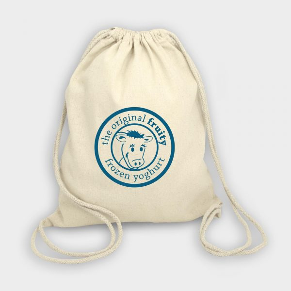 The Green & Good Unbleached 4 ounce cotton kids or sports backpack