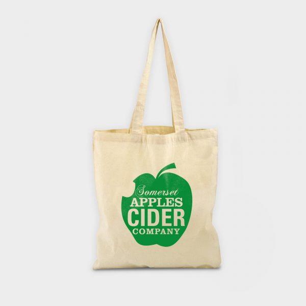 The Green & Good Premium 6oz Long handled shopping Bag