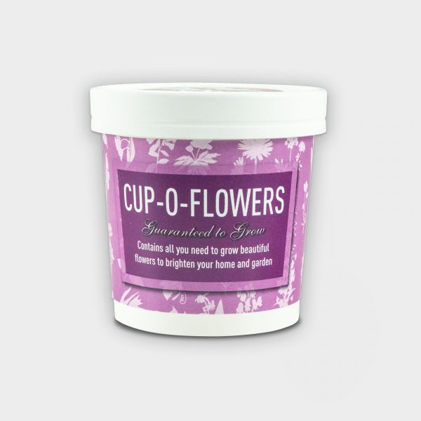 A fun way to grow your own flowers in a pot of their own. Just add water and watch them sprout in to life.