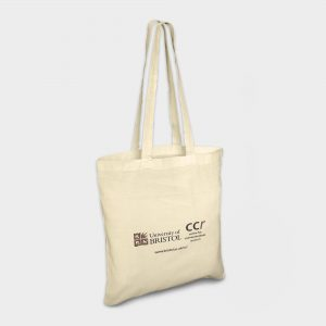 The Green & Good Great Value Cotton Shopping bag with long handles