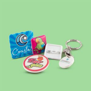 Keyrings & Badges