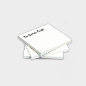 Notes adhésives 75 x 75mm