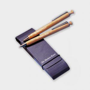 Set composé du stylo & du porte-mine Albero