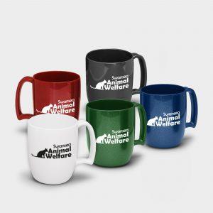 Notre Green & Good Mug Kafo - Fabriqué en Plastique Recyclé