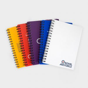 A6 Polypropylene Notebook - Carnet recyclé
