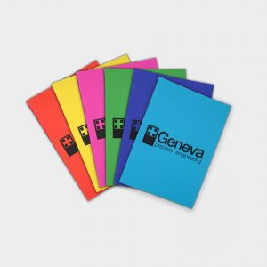 Till Receipt A5 Perfect Bound Notebook - Carnet recyclé