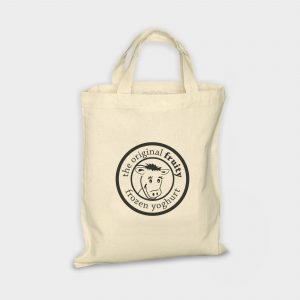Greenwich - Petit sac en coton naturel