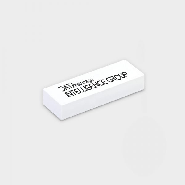 The Green & Good Eraser is a great addition to an eco-friendly office. Made in the EU from PVC- and phthalate free synthetic rubber. Large print area for your logo or message.