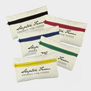 The Green & Good Organic Cotton Pencil Case