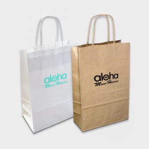 The Green & Good Kraft Bag made using Sustainable paper