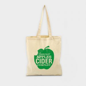 The Green & Good Premium 6oz Long handled shopping Bag